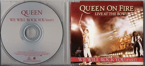 Queen We Will Rock You Records, Vinyl And Cds