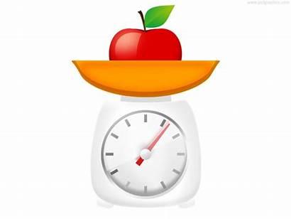Scale Kitchen Icon Apple Psd Psdgraphics Scales
