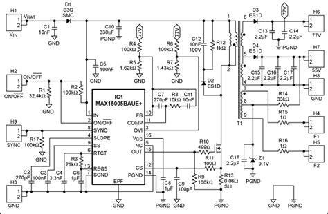 vacuum fluorescent display vfd reference design for automotive applications reference