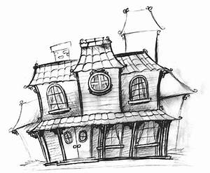 Mansion: drawing by stane on DeviantArt