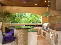 interesting tropical outdoor kitchen ideas Tropical Outdoor Kitchen | Photos | DIY