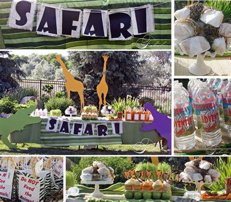 Real Parties Safari Adventure • The Celebration Shoppe