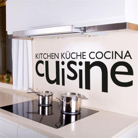 sticker citation cuisine stickers citation cuisine achetez en ligne
