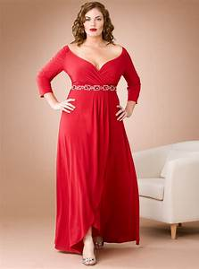 red plus size bridesmaid dresses chic and elegant With red plus size wedding dresses
