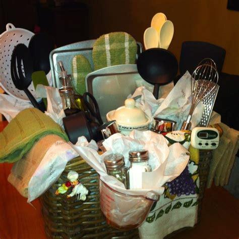 bridal shower gift basket for the kitchen ideas favors bridal shower gifts bridal
