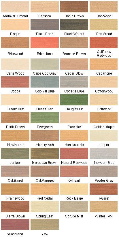 deck wood stain colors thompsons waterseal deck house