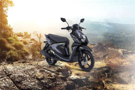 Yamaha Xride 125 Image by Yamaha Xride 125 Price Spec Reviews Promo For April 2019