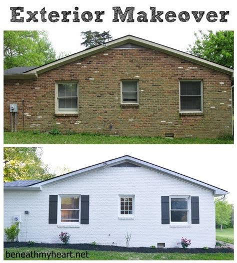 instant curb appeal with diy shutters beneath my