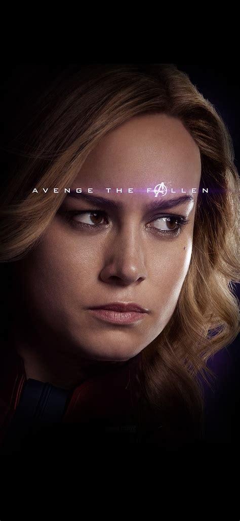 bi captain marvel endgame avengers hero film art wallpaper