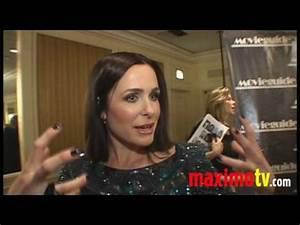 DANIELLE BISUTTI Interview at 18th Annual Movieguide ...