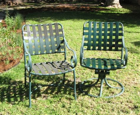 winston patio furniture vinyl replacements in california