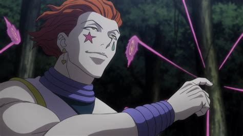 Mother also asked what i would do if the family asked me to kill you. Hunter-x-Hunter-Beginners-Guide-Hisoka - Funimation - Blog!