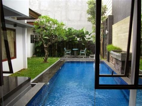 desain kolam renang rumah info baro jhon