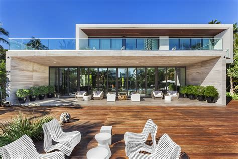 Beautiful Miami Beach contemporary asks $23M   Curbed Miami