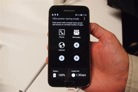 galaxy s5 to use lucid s powerxtend battery saving software digital trends