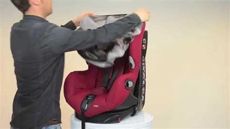 housse pour siège auto bébé housse éponge pour siège auto groupe 1 axiss de bebe
