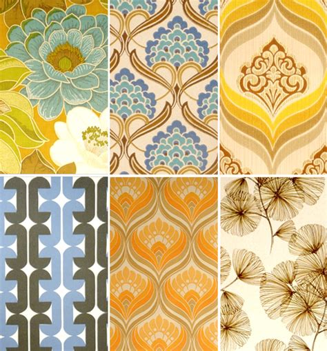 Vintage Wallpaper  The Style Files