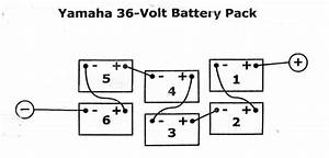 8 Best Images Of 48 Volt Golf Cart Battery Wiring Diagram