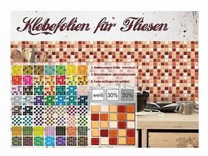 Klebefolie Für Fliesen : farbkarte mosaik klebefliesen ~ Frokenaadalensverden.com Haus und Dekorationen