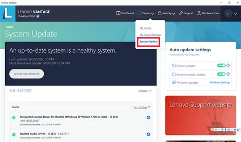 Chocolatey is trusted by businesses to manage software deployments. Battery Details in Lenovo Vantage is disabled-English ...