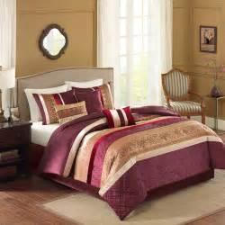 better homes and gardens nina 7 piece comforter bedding set