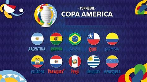 Cuenta oficial del torneo continental más antiguo del mundo. Copa America 2021: Full Squad of 10 teams, groups and players list - myKhel