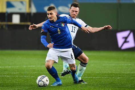 Cette fois, contrairement au match d'ouverture de l'euro 2021. Euro 2020 - Verratti pourrait être prêt pour Italie/Suisse
