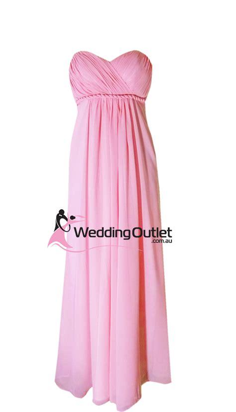 Pink Bridesmaid Dresses Au