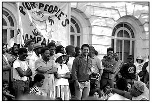 Can Dr. King's 1968 Poor Peoples Campaign Rise Again? - A ...