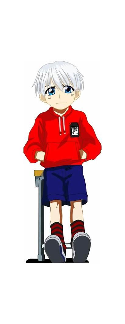 Boy Anime Manga Clipart ولد انمي Schoolboy
