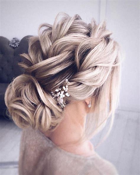 gorgeous wedding hair  ceremony  reception