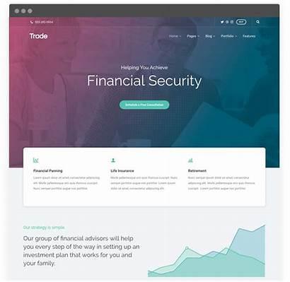 Theme Wordpress Website Themes Company Premium Homepage