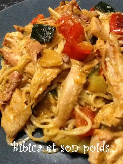 poulet fum 233 et l 233 gumes au curry et nouilles chinoises bibica s cooking