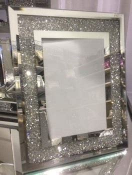mirrored photo frames outlet mirrors