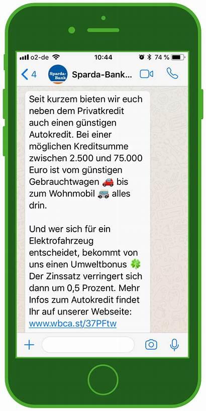 Whatsapp Finanzbranche Wie Messenger Banken Wird Beliebte