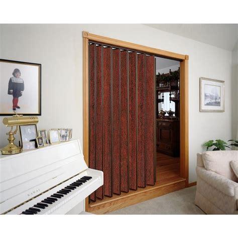 shop spectrum woodshire mahogany folding door