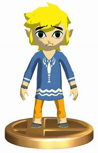 Image - Super Smash Bros. Brawl Toon Link Outset Link ...