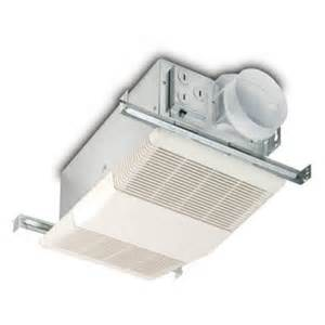Broan Duct Free Bathroom Fan by Broan Nutone 605rp Bathroom Heat Fan Exhaust Fans At