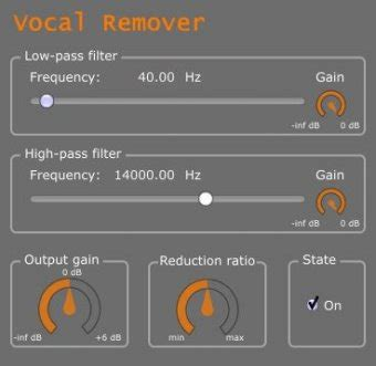Vocal remover plugin free download