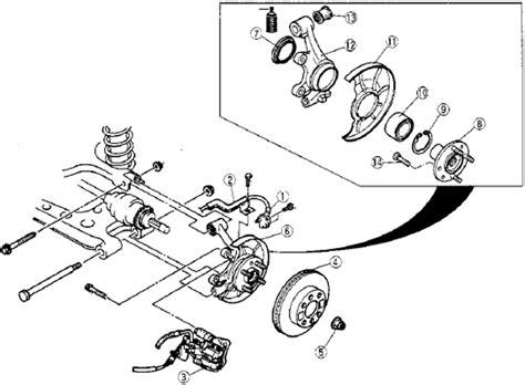 Mazda Mx 5 Vacuum Diagram by Mazda Mx 5 Miata Questions My 1999 Miata Was A Rear Axle
