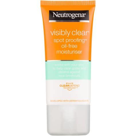 Neutrogena Visibly Clear Spot Proofing, немазен хидратиращ