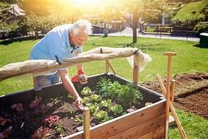 Bac En Bois Pour Potager : delightful jardin en hauteur sureleve 10 bac jardin bois ~ Dailycaller-alerts.com Idées de Décoration