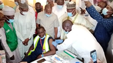 Press Release: Kebbi Flags off COVID-19 Vaccination to ...