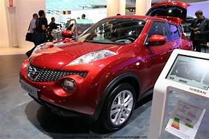 Nissan Juke Nouveau : nissan nouveau juke 2010 au salon mondial de l 39 automobile 2010 ~ Melissatoandfro.com Idées de Décoration
