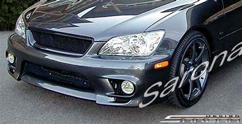 lexus is300 custom custom lexus is300 sedan front bumper 2000 2005 490