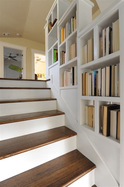 Bookcase Stairs by The Best Stair Step Bookcase Combos To Be In Awe Of Decohoms