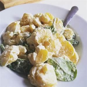 Rezepte Mit Babyspinat : kartoffelsalat mit feta und babyspinat muddis kochen ~ Lizthompson.info Haus und Dekorationen