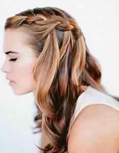 Coiffure Femme Mi Long : tendance coiffure cheveux mi long 2017 ~ Melissatoandfro.com Idées de Décoration