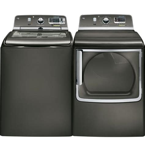 black washer and dryer ge top load washers dryers features ge appliances