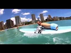 NICK VUJICIC IS SURFING - YouTube